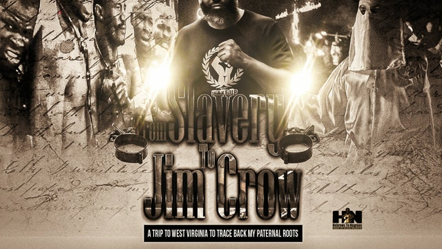 SLAVERY TO JIM CROW TRAILER TEASER