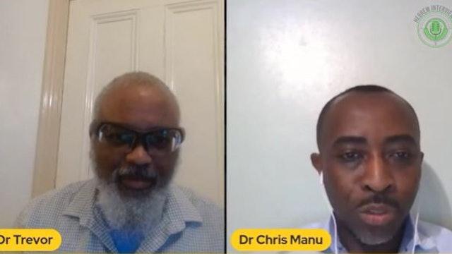 Hebrew Interviews - Dr. Chris Manu: Tackling Diabetes in the Black Community