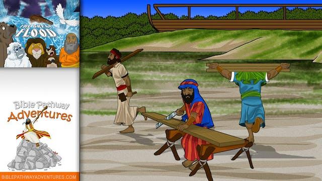 5. The Great Flood (Noah's Ark)