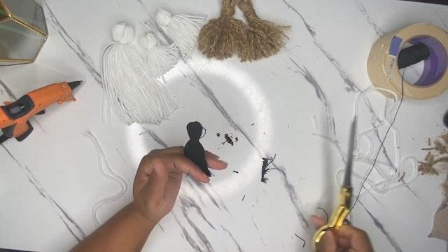 DIY WALL HANGING DECOR  - Yarn Wall Hanging Ideas
