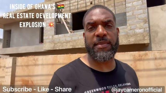 Inside Ghana's Real Estate Boom & Why...