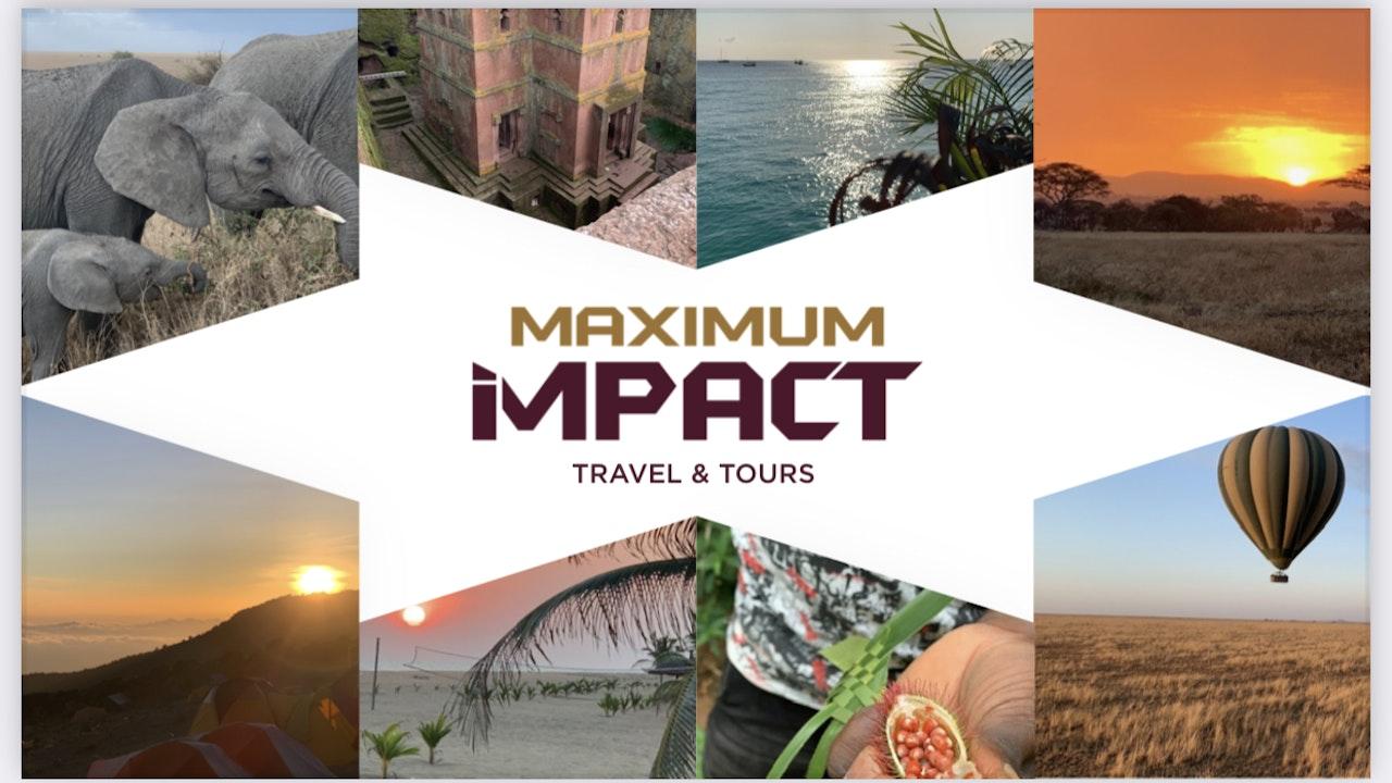 JAY CAMERON - MAXIMUM IMPACT AFRICAN TOURS