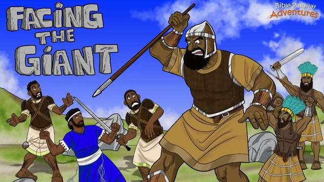 3. Facing the Giant (David vs Goliath)