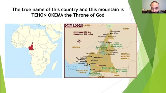 LET MY PEOPLE GO CONFERENCE | WHERE ARE THE 2 STICKS OF EZEKIEL 38? - H2N LESSON