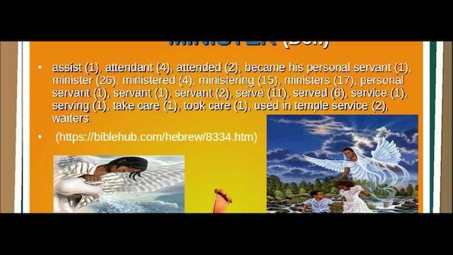 ARCHANGEL RAPHA'EL - USING EKEGUSII-SWAHILI HEBREW BANTU LANGUAGE CODE.