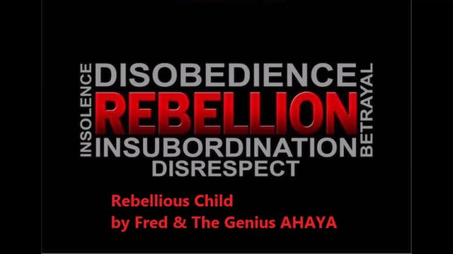 Rebellious Child - Fred & The Genius ...