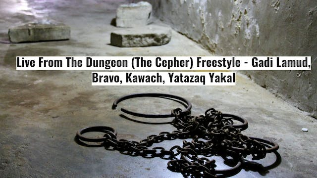 LIVE FROM THE DUNGEON (THE CEPHER) X ...