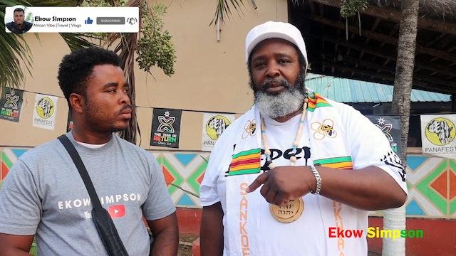 BLACK HEBREW CONFIRMS 5000 ACRES OF FREE LAND IN ASEBU (GHANA) FOR DIASPORAS