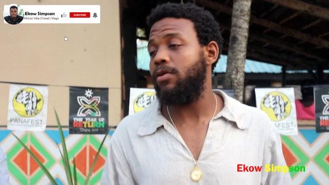 God Box Tours brings Hebrews to Asebu, Ghana & they obtain Plot Allocation Paper