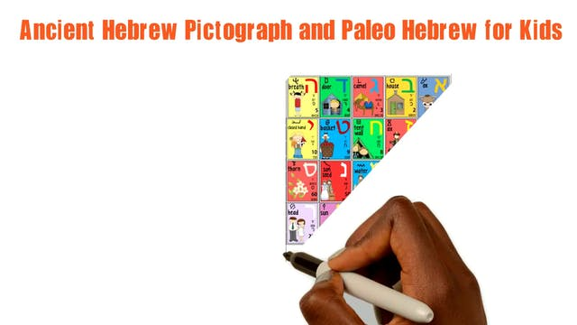 QUPH/QOF - ANCIENT HEBREW PICTOGRAPH ...