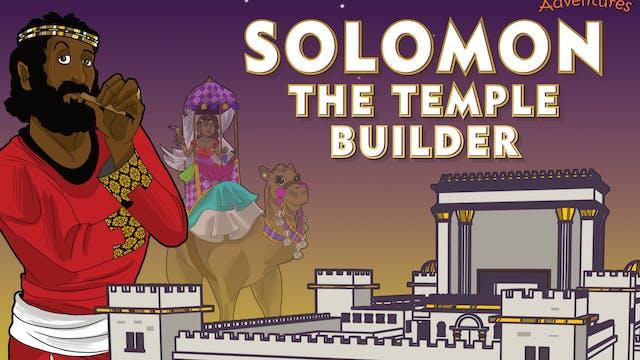 12. Solomon The Temple Builder