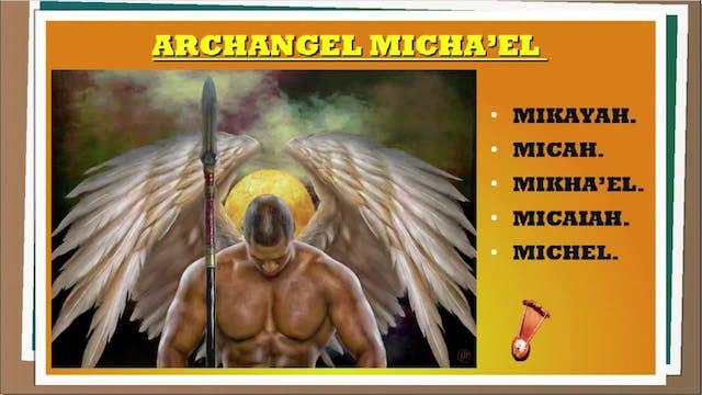 ARCHANGEL MICHAEL - USING EKEGUSII-SW...