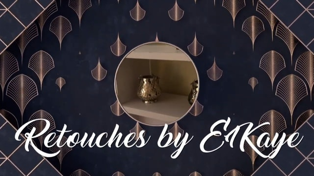 Season 1 - Ep.10 Retouches by E1KAYE (Great News + Dining Room Reveal)