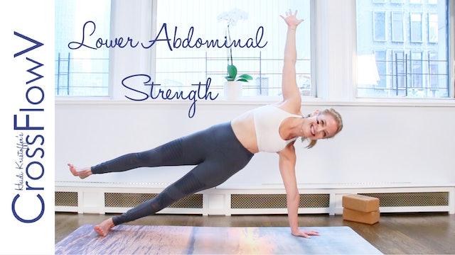 CrossFlowV: Lower Abdominal Strength