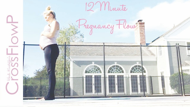 CrossFlowP: 12-Minute Pregnancy Flow