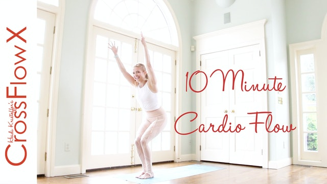 CrossFlowX™: 10 Minute Cardio Flow