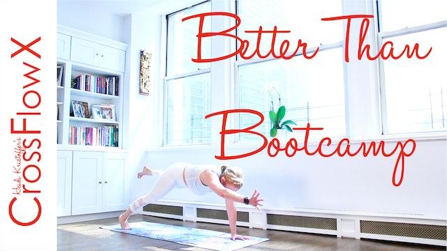 CrossFlowX™: Better Than Bootcamp Yoga