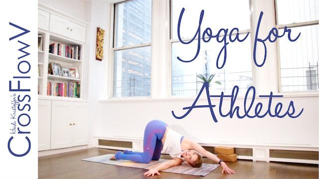 CrossFlowV: Yoga for Athletes