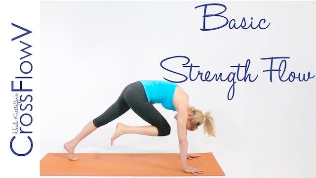 CrossFlowV: Basic Strength Flow