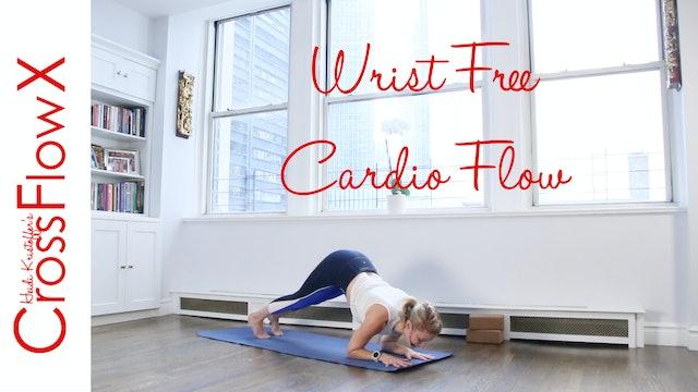 CrossFlowX™: Wrist-Free Cardio Flow