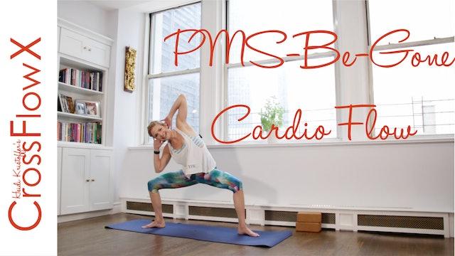 CrossFlowX™: PMS-Be-Gone Cardio Flow