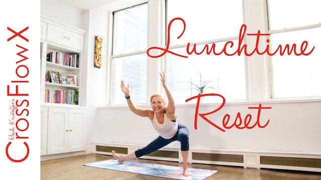 CrossFlowX™: Lunchtime Reset