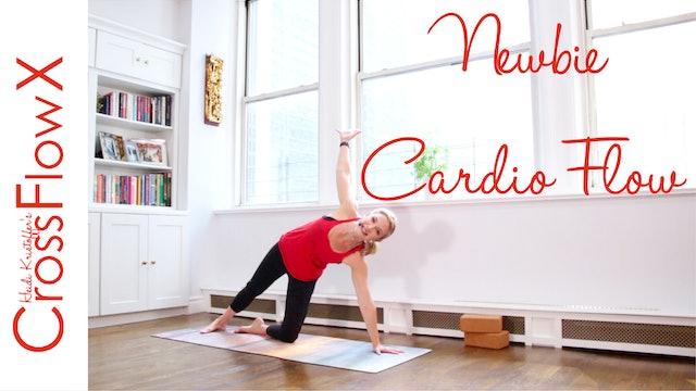 CrossFlowX™: Newbie Cardio Flow
