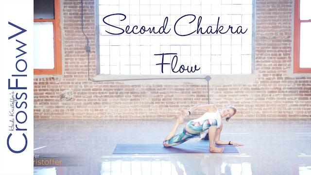 CrossFlowV: 2nd Chakra Flow