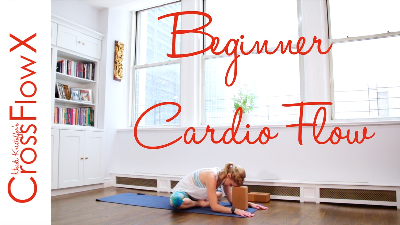 CrossFlowX™: Beginner Cardio Flow