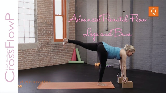 CrossFlowP: Advanced Prenatal Flow: Legs and Bum