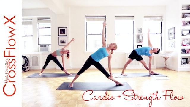 CrossFlowX™: Cardio + Strength Flow