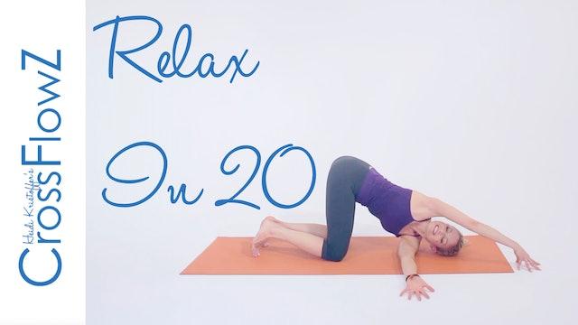 CrossFlowZ: Relax in Less than 20