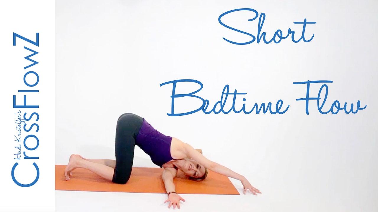 CrossFlowZ: Short Bedtime Flow