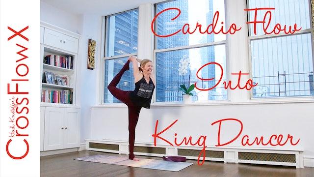 CrossFlowX™: Cardio Flow into King Dancer