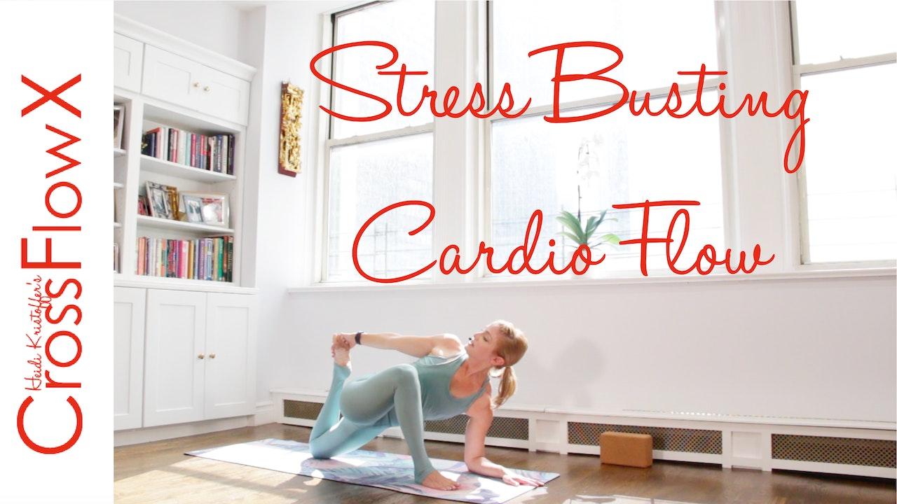 CrossFlowX™: Stress Busting Cardio Flow