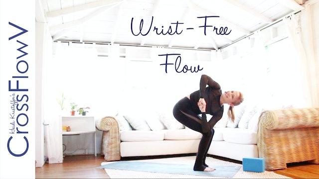 CrossFlowV: Wrist-Free Flow