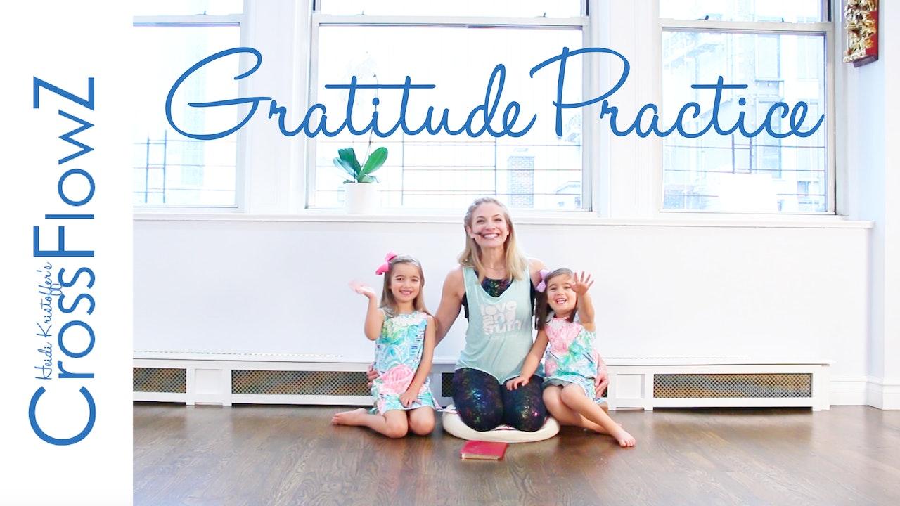 CrossFlowZ: Gratitude Practice