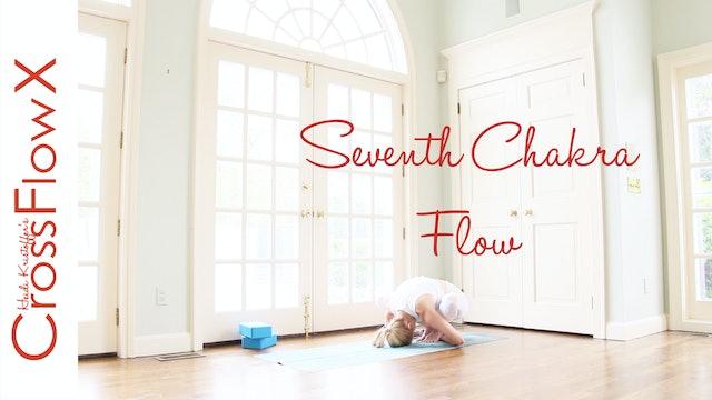 CrossFlowX™: Seventh Chakra Cardio Flow