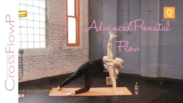 CrossFlowP: Prenatal Flow for a Strong Practice
