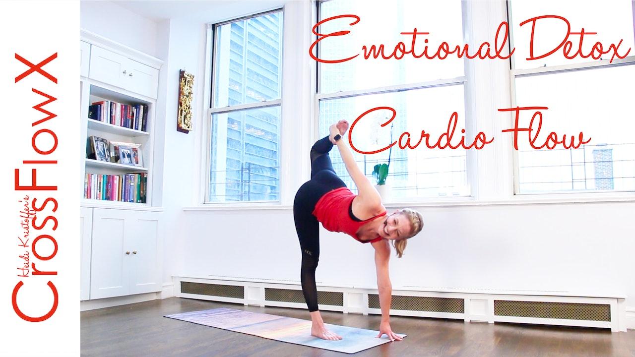 CrossFlowX™: Emotional Detox Cardio Flow
