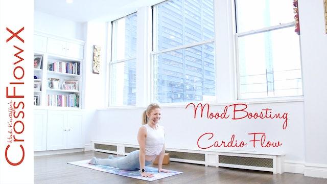 CrossFlowX™: 30-minute Mood Boosting Cardio Flow