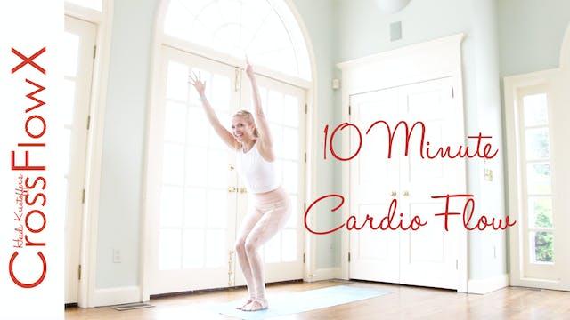 CrossFlowX™: 10 Minute Cardio Flow