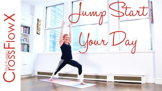 CrossFlowX™: Jump Start Your Day