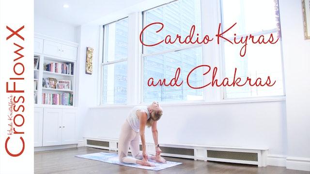 CrossFlowX™: Cardio Kriyas + Chakras
