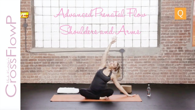 CrossFlowP: Advanced Prenatal Flow: Arms and Shoulders