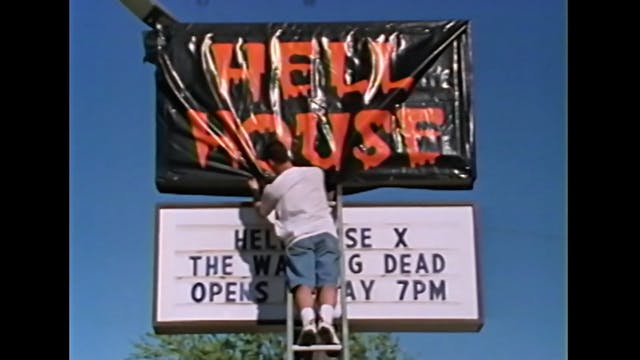 Hell House Trailer