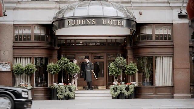 The Rubens at The Palace London