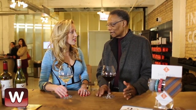 Inside Sips with Jazz Legend Ramsey L...