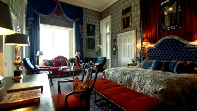 Ashford Castle - Castle Hotel, Ireland