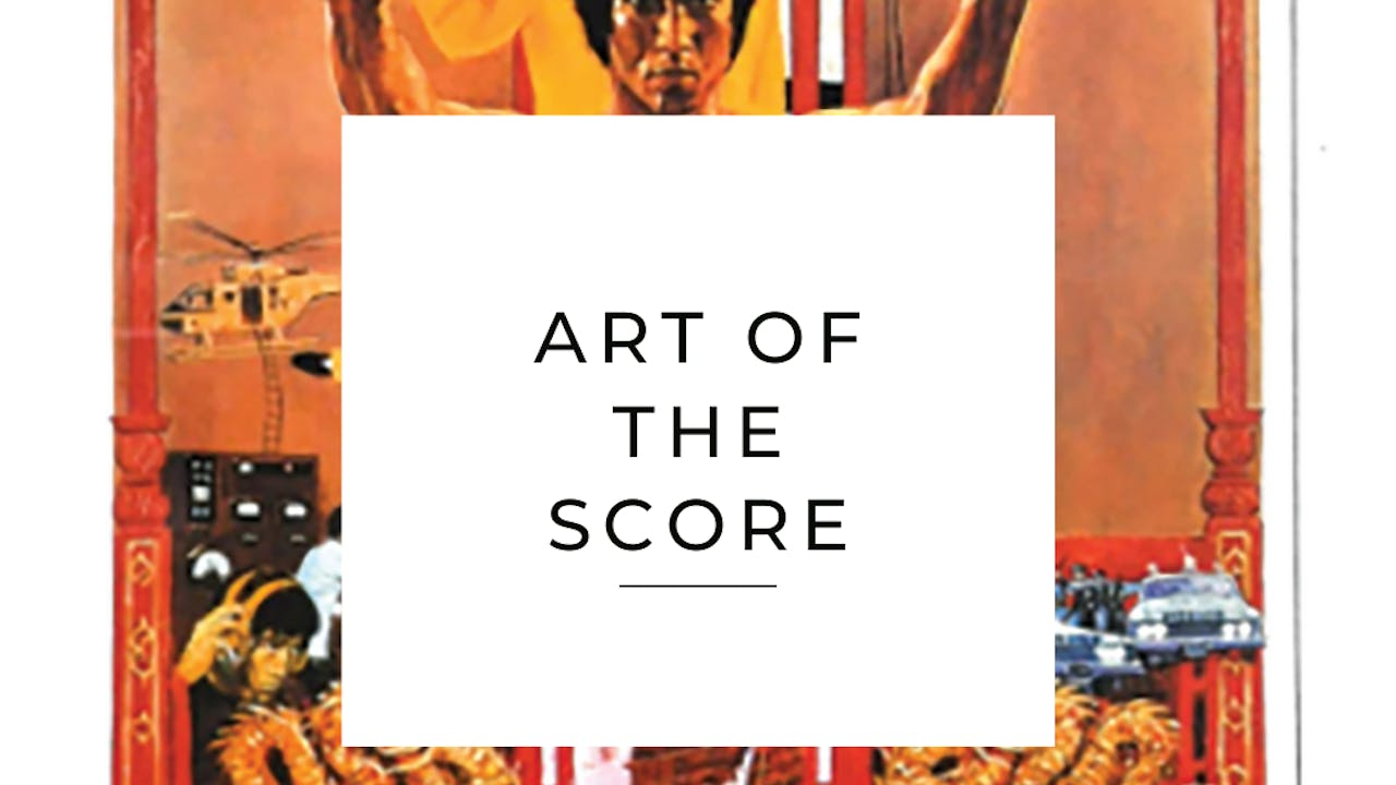 Art Of The Score | Enter The Dragon Live!
